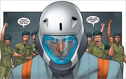 4001 A.D.: X-O Manowar #1