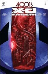 4001 A.D.: X-O Manowar #1 Cover B - Jimenez