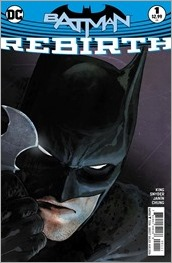 Batman: Rebirth #1 Cover