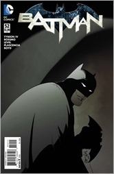 Batman #52 Cover