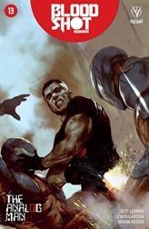 Bloodshot Reborn #13 Cover A - Oliver