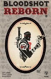 Bloodshot Reborn #13 Cover B - Veregge