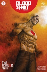 Bloodshot Reborn #13 Cover C - Choi