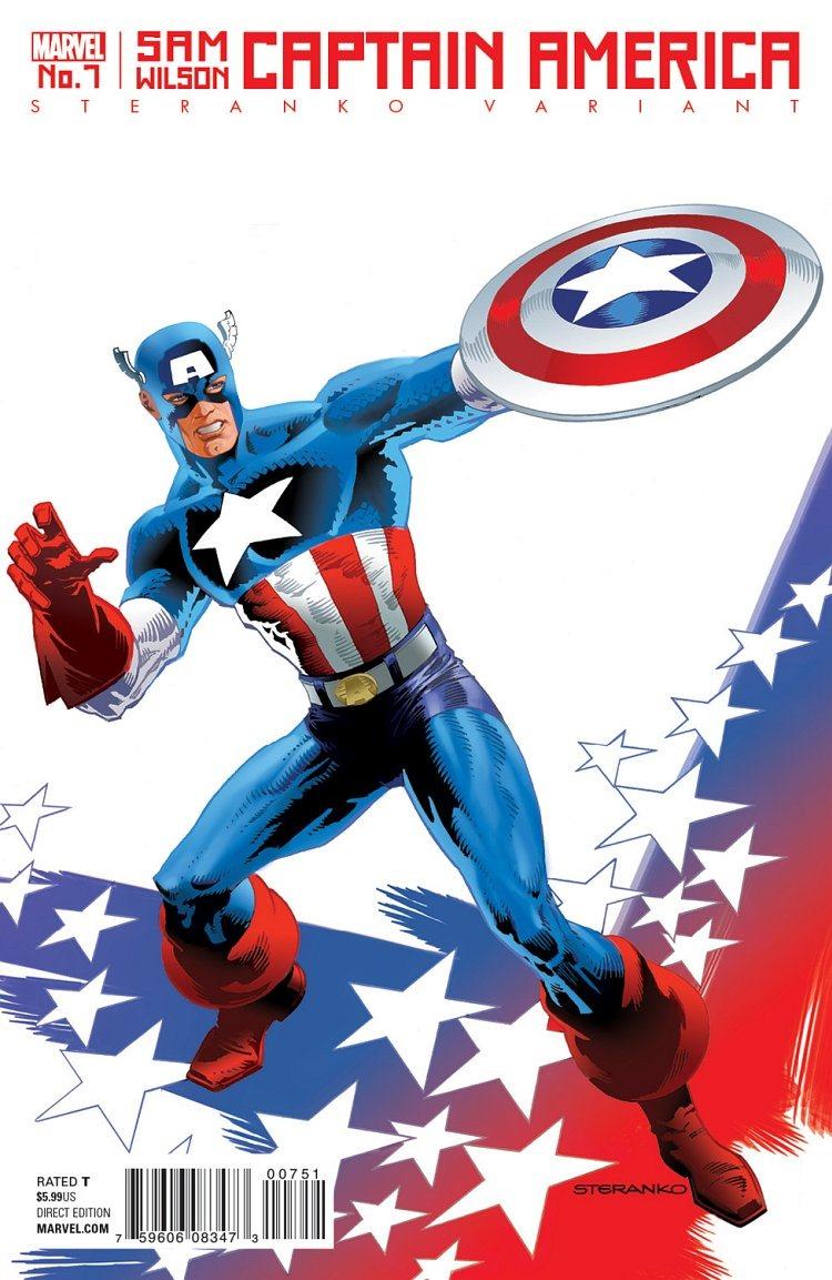 America S Best Lifechangers: Jim Steranko Celebrates Captain America's 75th Anniversary