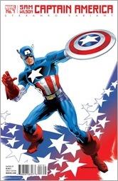 Captain America Sam Wilson #7 - Steranko Variant