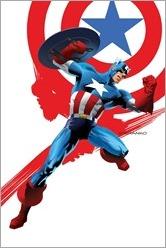Civil War II #2 - Steranko Variant