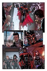 Civil War II: X-Men #1 First Look Preview 1