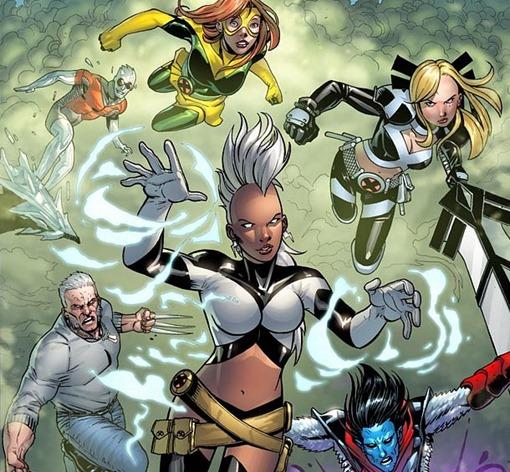 Civil War II: X-Men #1