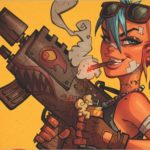 Preview of Tank Girl: Two Girls One Tank #1 (Titan)
