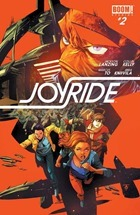 Joyride #2 Cover