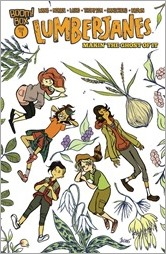 Lumberjanes: Makin' the Ghost of It 2016 Special #1 Cover A