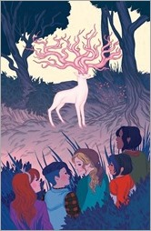 Lumberjanes: Makin' the Ghost of It 2016 Special #1 Cover B
