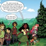 Preview of Lumberjanes: Makin' the Ghost of It 2016 Special #1