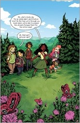 Lumberjanes: Makin' the Ghost of It 2016 Special #1 Preview 2