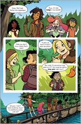 Lumberjanes: Makin' the Ghost of It 2016 Special #1 Preview 4