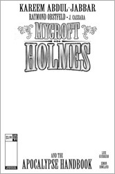 Mycroft Cover E Blank
