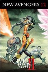 New Avengers #12 Cover