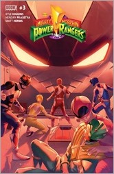Mighty Morphin Power Rangers #3 Cover A