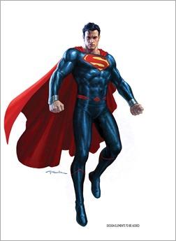 Superman: Rebirth #1 Cover - Park Variant