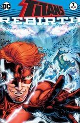 Titans: Rebirth #1 Cover