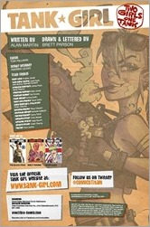 Tank Girl: Two Girls One Tank #1 Preview 1