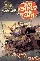 Tank Girl: Two Girls One Tank #1 Preview 3