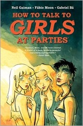 Neil Gaiman's How To Talk To Girls At Parties TPB Cover