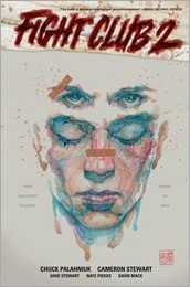 Fight Club 2 HC Cover