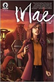 Mae #2 Cover