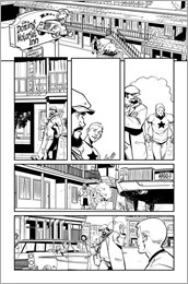 A&A: The Adventures of Archer & Armstrong #5 First Look Preview 1