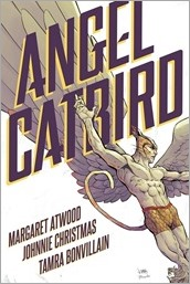 Angel Catbird Cover