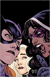 Batgirl and The Birds of Prey: Rebirth #1 Cover - Paquette Variant