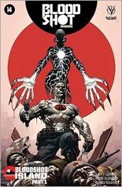 Bloodshot Reborn #14 Cover A - Giorello