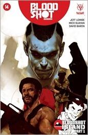 Bloodshot Reborn #14 Cover B - Oliver