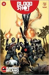 Bloodshot Reborn #14 Cover D - Segovia
