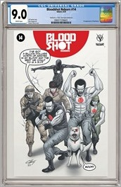 Bloodshot Reborn #14 Cover - Henry CGC Variant