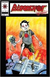 Bloodshot Reborn #14 Preview 1Bloodshot Reborn #14 Cover - Lemire Linewide Variant