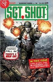 Bloodshot Reborn #14 Cover - Robertson Variant