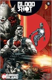 Bloodshot Reborn #15 Cover A - Giorello