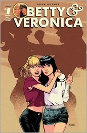 Betty & Veronica #1 CVR B Variant: Mahmud Asrar