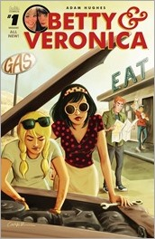 Betty & Veronica #1 CVR F Variant: Colleen Coover