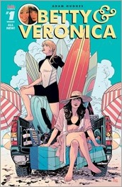 Betty & Veronica #1 CVR G Variant: Bilquis Evely