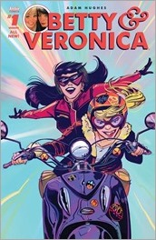 Betty & Veronica #1 CVR H Variant: Veronica Fish
