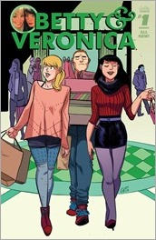 Betty & Veronica #1 CVR M Variant: Erica Henderson