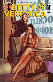 Betty & Veronica #1 CVR O Variant: Tula Lotay
