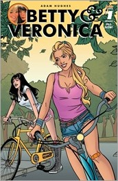 Betty & Veronica #1 CVR P Variant: Alitha Martinez, Kelly Fitzpatrick