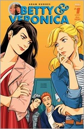 Betty & Veronica #1 CVR Q Variant: Audrey Mok
