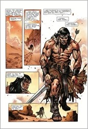 Conan The Slayer #1 First Look Preview 1