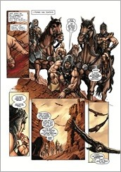 Conan The Slayer #1 First Look Preview 4