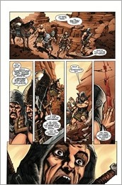 Conan The Slayer #1 First Look Preview 5